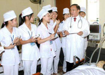 Học trung cấp ở thị xã Sơn Tây